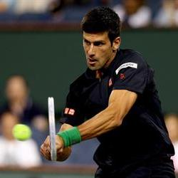 Djokovic through at Indian Wells, Berdych crashes out