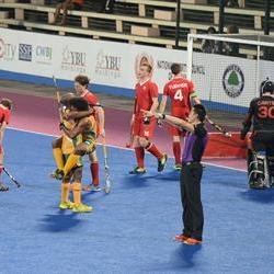 South Africa beat Canada 3-2 in Ipoh