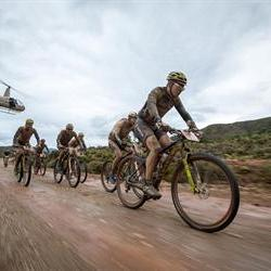 Platt and Huber lead day two of the Cape Epic