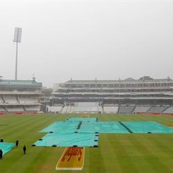 Australia in control as the heavens open at Newlands