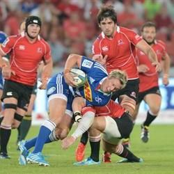 Inclement weather hampers the Stormers in Christchurch