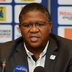 Mbalula buries the hatchet with Bafana