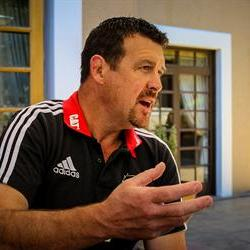 Crusaders impressed with the Cheetahs scrum
