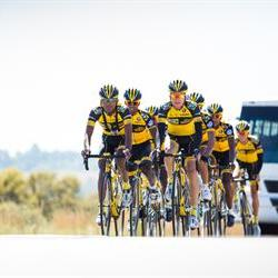 FS-born Janse van Rensburg retains yellow jersey on Mzanzi Tour