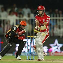 Maxwell steals the show again in the IPL