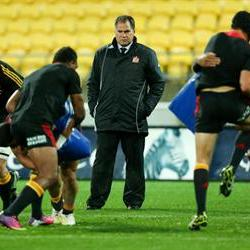 The Chiefs looking to improve in Bloem