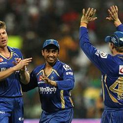 Rajasthan beat Kolkata with boundaries