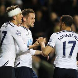 Spurs thumps struggling Sunderland 5-1