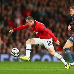 United sweat over Rooney