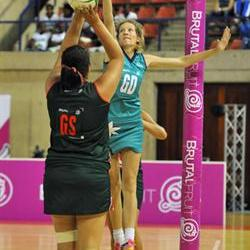 FS Crinums shine at the Netball Cup