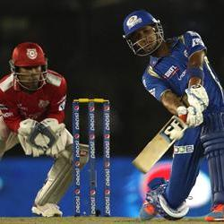 Simmons scores first ton of the '14 IPL