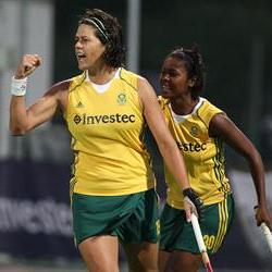 Coetzee joins the SA women in The Hague