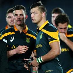 Pollard set for Springbok debut