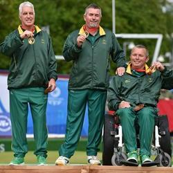 More gold for South Africa in Glasgow