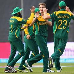 Proteas upbeat ahead of 2nd ODI