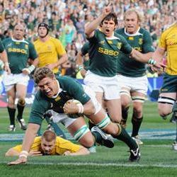 Smith replaces Matfield in Bok squad