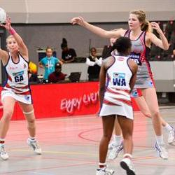Tuks stun the champs in Varsity Netball opener
