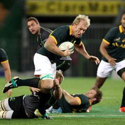 Schalk Burger replaces injured Louw in Springbok squad