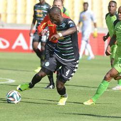 Middendorp gets red as Celtic and Dikwena draw