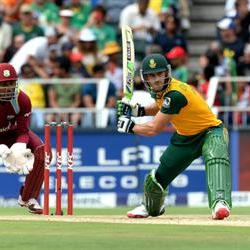 Du Plessis ton not enough to avoid series defeat