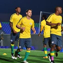 Bafana ready to face The Desert Foxes