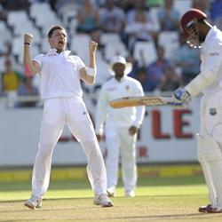 The Proteas on the verge of a series win