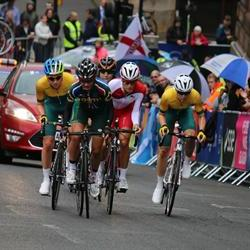 Moolman Pasio in top form at African Cycling Road Championships