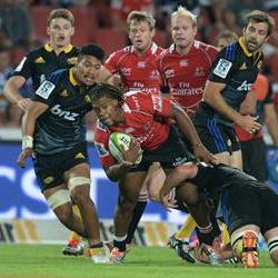 Lions reshuffle pack for Sharks clash