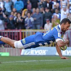Stormers go tops after round 2