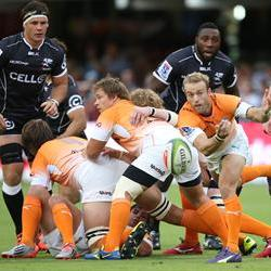 Cheetahs change two for Blues