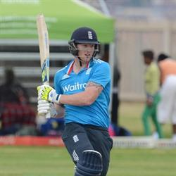 Stokes smashes 15 sixes against SA A