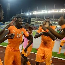 Ivory Coast advance in AFCON