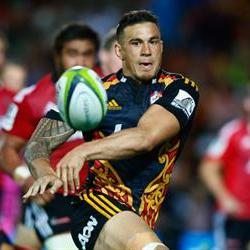 Sonny Bill Williams back against the Cheetahs
