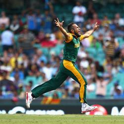 Tahir climbs to two in world rankings