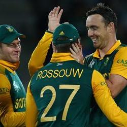 The Proteas thump the Irish in Canberra