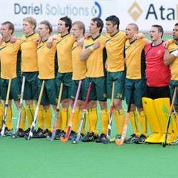 South African men's hockey team  ready for World League