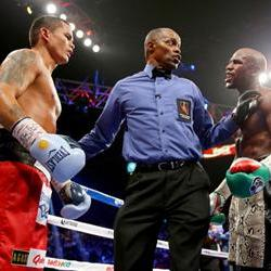 Bayless appointed ref for fight of the century