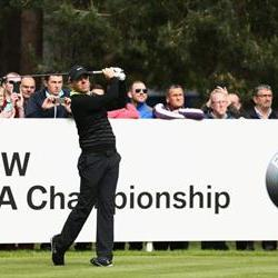 McIlroy set for Wentworh