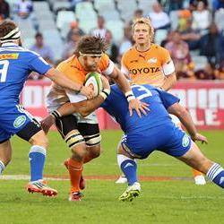 Pietersen starts at flyhalf, Pretorius benched