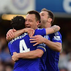 Chelsea clinches the 2014/15 EPL title