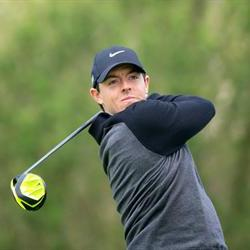 McIlroy with World Match Play