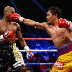 Mayweather hints at Pac-man rematch