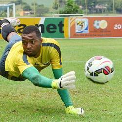 Goalkeeper competition stiff in Bafana camp