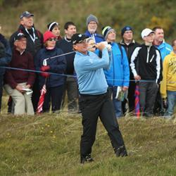 Big Easy upbeat after tough Irish Open