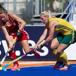 Great Britain too strong for South Africa
