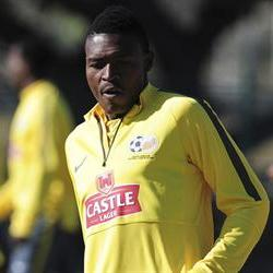 Wana withdrawn from Bafana squad