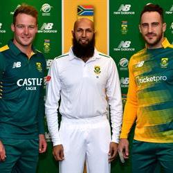 New fresh look for the Proteas