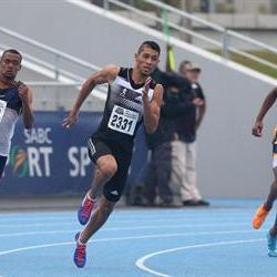 Van Niekerk breaks SA and Africa record in Birmingham