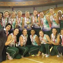 Crinums defend Netball Premier League title