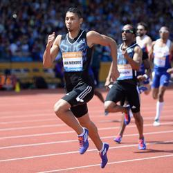Wayde's African record lasts a day